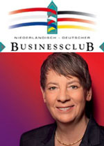 Minister Dr. Barbara Hendricks te gast bij de Nederlands-Duitse Businessclub, 1 september a.s. in Kleef