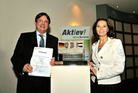 Aktiev! in (im) Business Award