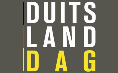 Duitslanddag, 29 september 2016 in De Fabrique, Utrecht